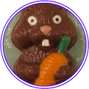 Chocolate Bunny!!